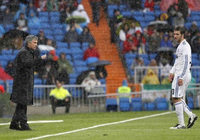 Si le PSG aligne 150ME, Higuain quittera le Real Madrid