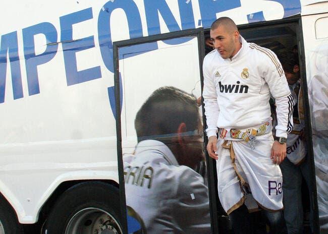 Benzema reconnait avoir trimé pour réussir au Real