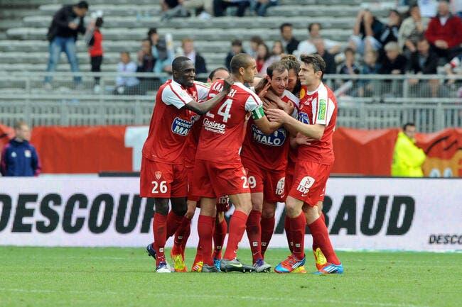 Brest a gagné sa « demi-finale » vers le maintien