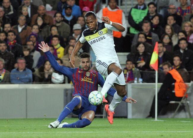 Dernière pige de luxe pour Drogba au Barça ?