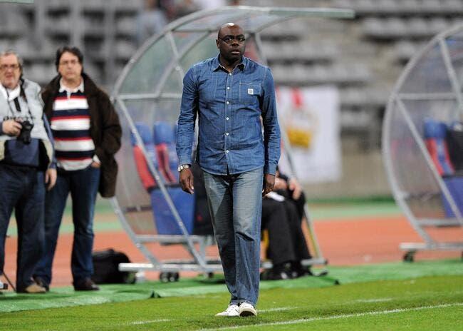 Mboma porte plainte contre le directeur sportif d'Ajaccio