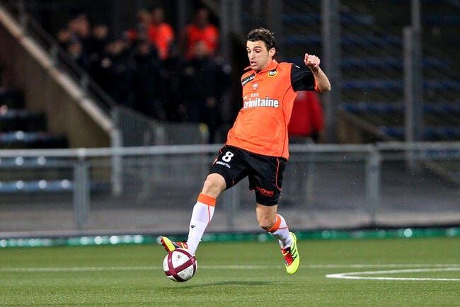 Lorient préfère les « gros morceaux » comme le PSG
