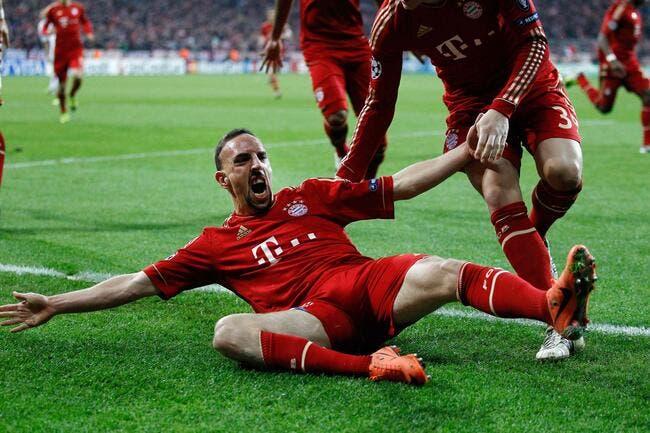 Ribéry se sent plus allemand que français (Mai 2012)