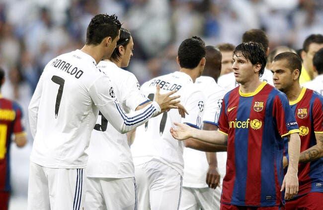 Suarez arbitre le duel entre Cristiano Ronaldo et Messi