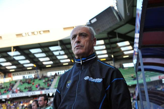 Hély restera l'entraineur de Sochaux
