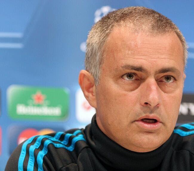 José Mourinho prolonge au Real Madrid jusqu'en 2016