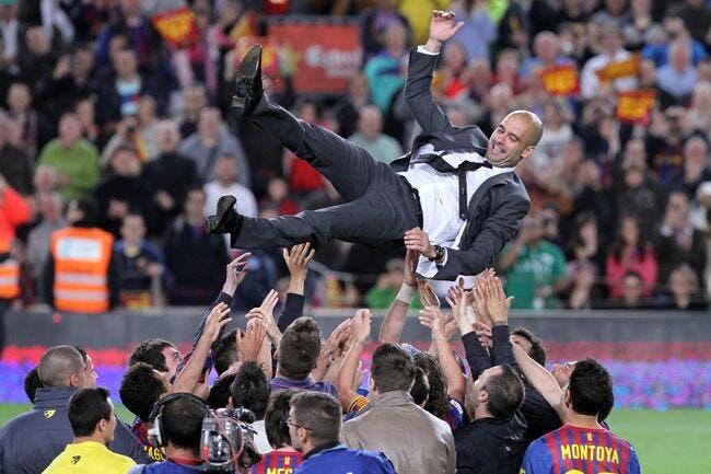 Guardiola et le Barça prennent une Coupe pour finir