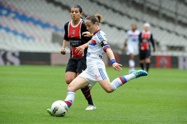 Le PSG pourrait vider l'OL de ses stars...féminines !
