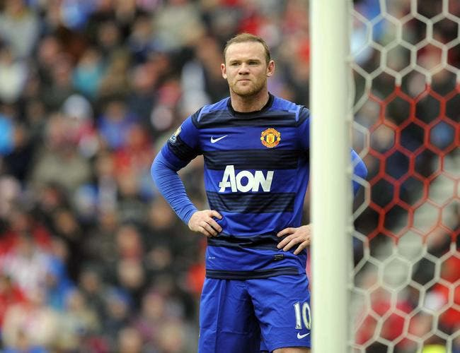 Et maintenant le PSG mettrait 150 ME sur Rooney