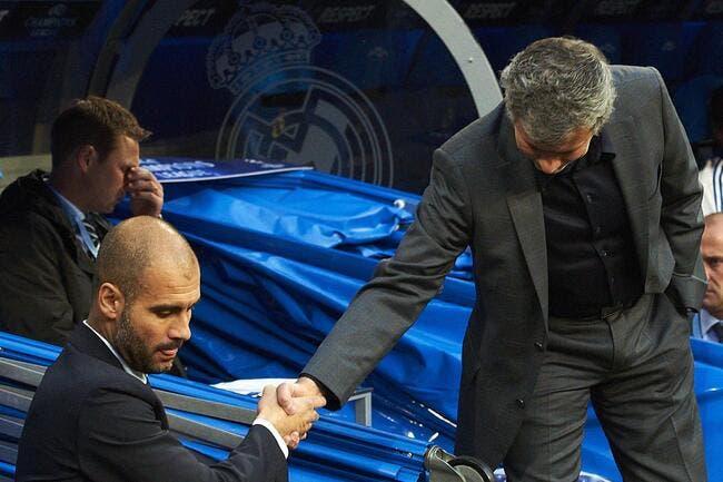 Mourinho et Guardiola associés pendant l'Euro 2012 ?