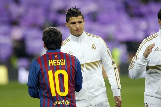 Cristiano Ronaldo est prêt à jouer avec Lionel Messi