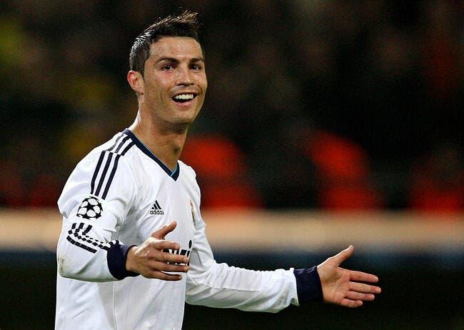 Cristiano Ronaldo dit non ou presque au PSG !