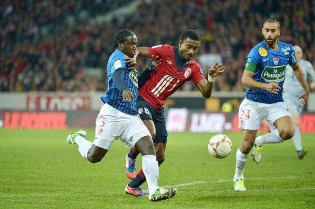 Brest a eu un peu peur de Lille