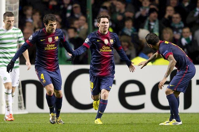 Messi bat le record de buts sur un an de Pelé
