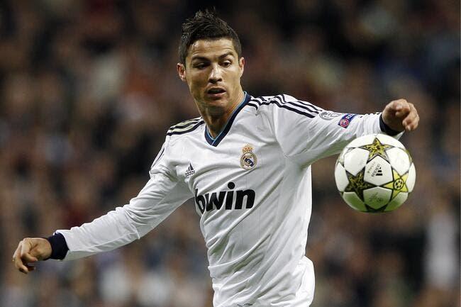 Vidéo : Même borgne, Cristiano Ronaldo marque avec le Real