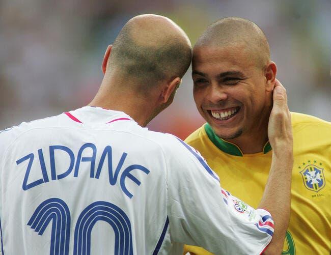Le Brésil est toujours traumatisé par Zidane