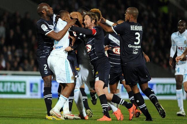 Bordeaux-OM, Marius Trésor mise sur les Girondins