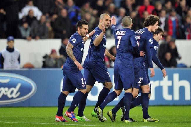 Football coupe d 39 europe le psg a besoin d un peu de - Coupe europe foot resultat ...
