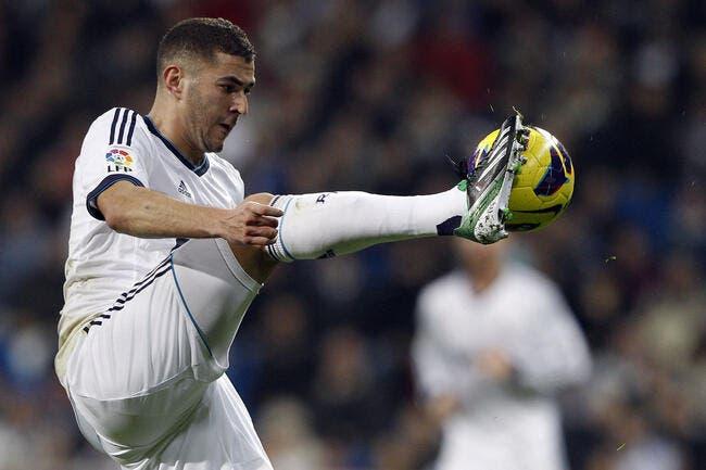 Pour Benzema, « le meilleur » est à venir avec le Real Madrid