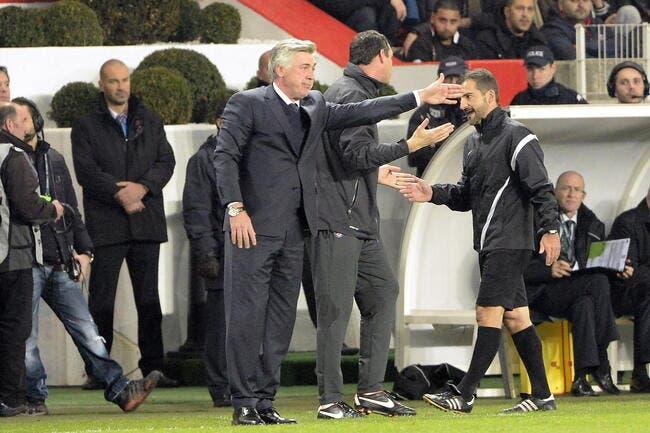 Ancelotti promet des changements au PSG