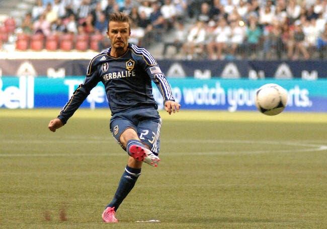 David Beckham au PSG, c'est de nouveau dans l'actualité du mercato !
