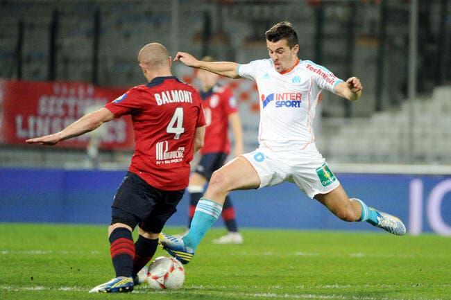 Lille accuse Barton et Valbuena et réclame justice