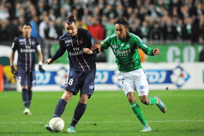 Foot psg saint etienne sort le psg de la coupe de la - Saint etienne paris coupe de la ligue ...