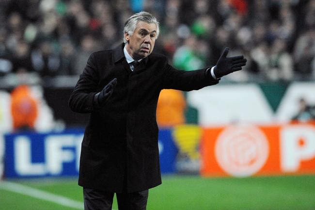 Ancelotti découvre la fameuse taupe du PSG