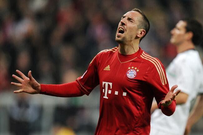Ribéry dirait non au PSG sauf pour « 20ME par saison »