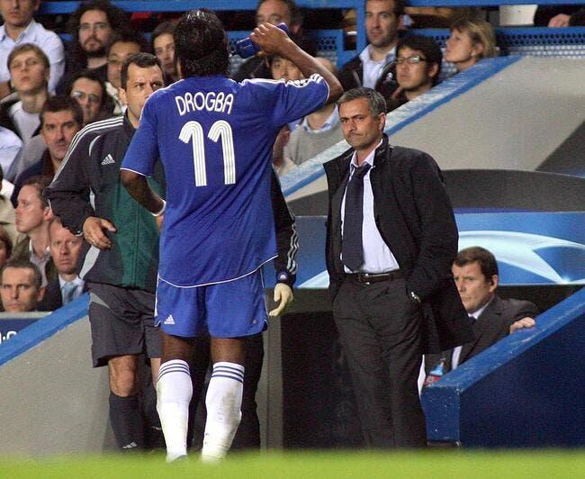 Après le Real, Mourinho espère un come back à Chelsea
