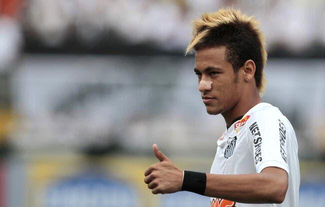 Vidéo : Un geste pas très technique de Neymar