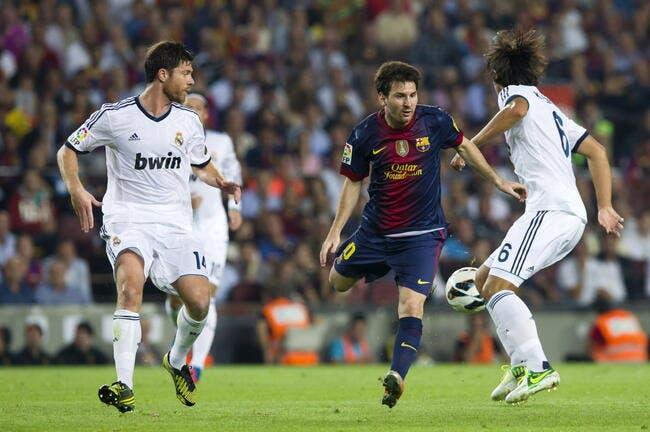 Barcelone-Real Madrid : Messi et Cristiano Ronaldo font des étincelles