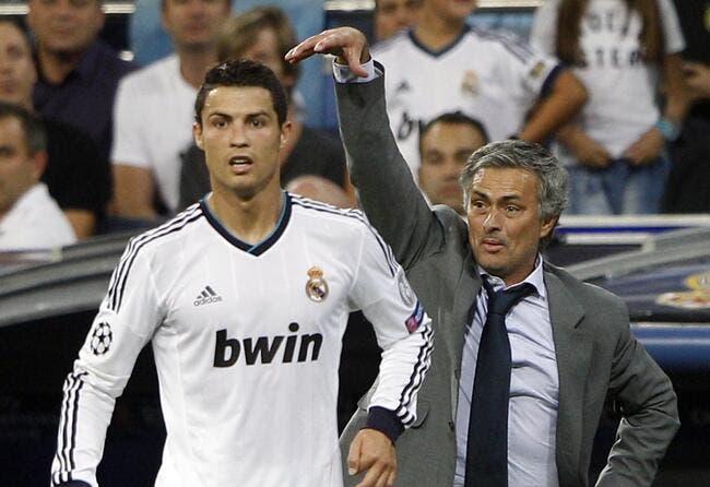 Un « crime si Cristiano Ronaldo n'a pas le Ballon d'or » annonce Mourinho