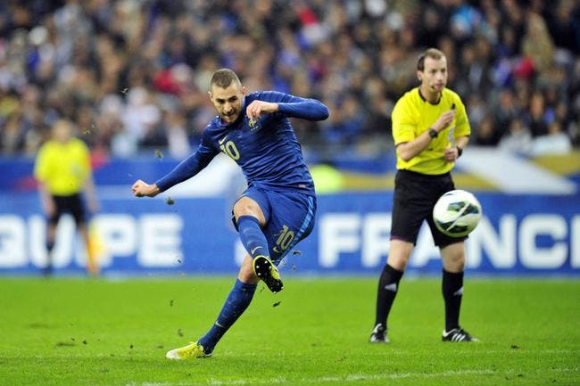 Benzema se verrait bien calmer Sergio Ramos