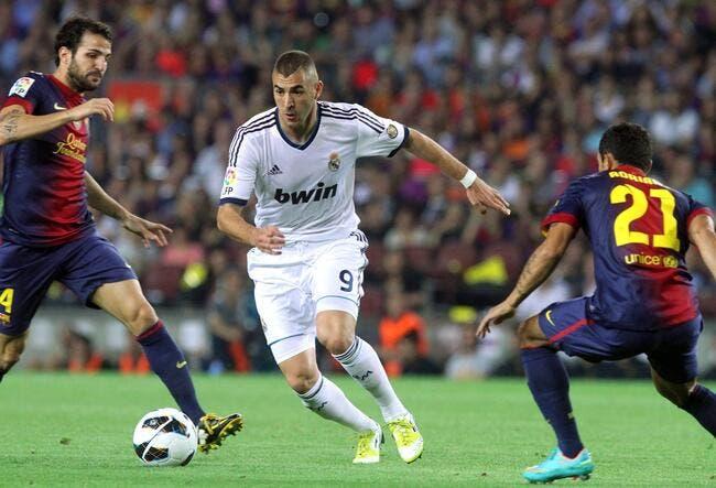 Benzema a besoin de se forcer un peu en France pour Aragones