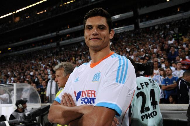 Florent Manaudou, licencié à Marseille mais fan de l'OL
