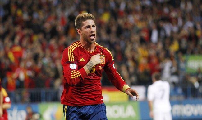 Les espagnols passent pour des idiots assure ramos equipe de france foot 01 - Coupe de la liga espagnol ...