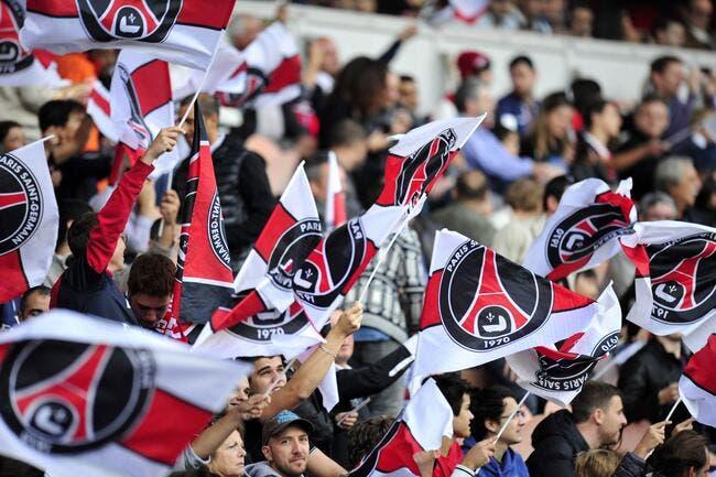 Le PSG demande un Parc tout blanc contre Reims