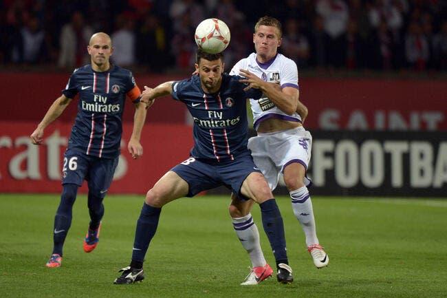 Le PSG va devoir chambouler son milieu face à Reims