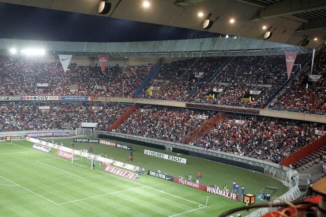 Le Parc parti pour être le stade le plus rempli de France