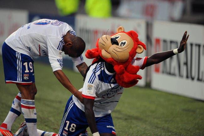 Lyon ne laisse pas partir le PSG et l'OM