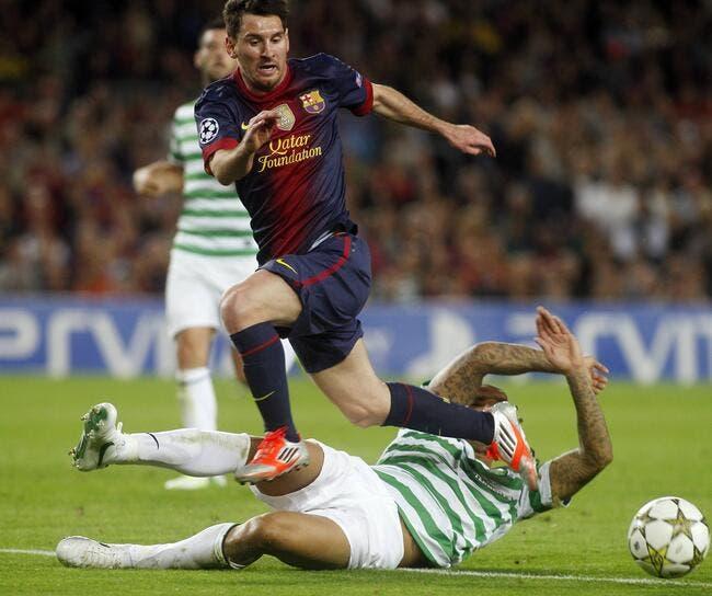 Un site accuse Lionel Messi de dopage avant de s'excuser