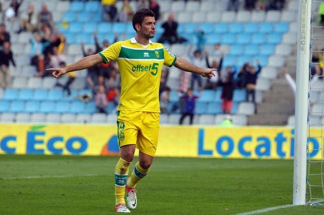 Nantes rejoint Monaco au sommet de la Ligue 2