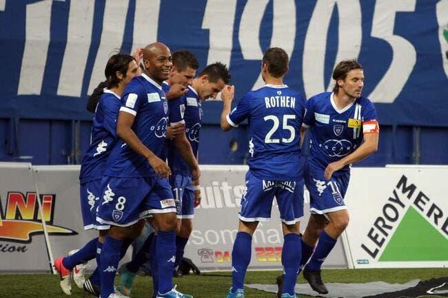Bastia se la joue modeste après sa victoire sur Bordeaux