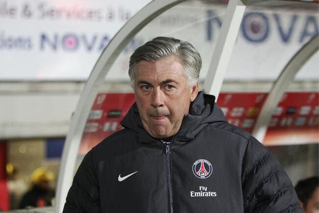 Ibrahimovic sauve le PSG et la tactique d'Ancelotti pour Courbis