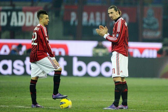 Ibrahimovic au PSG, ça fait un heureux à Milan