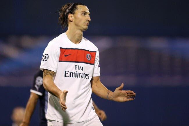 Ibrahimovic et le PSG impressionnent le buteur légendaire de l'OL