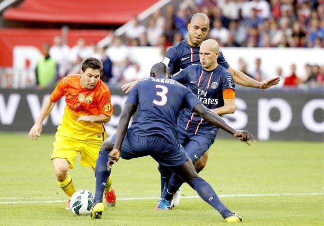 Le PSG n'est pas une menace pour Messi et le Barça