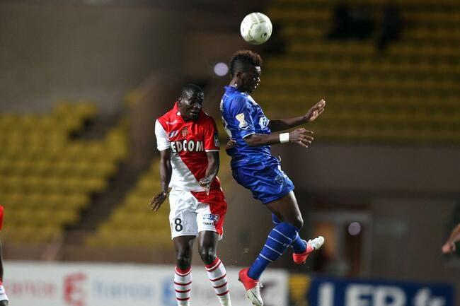 Troyes sort Monaco, et Rennes continue