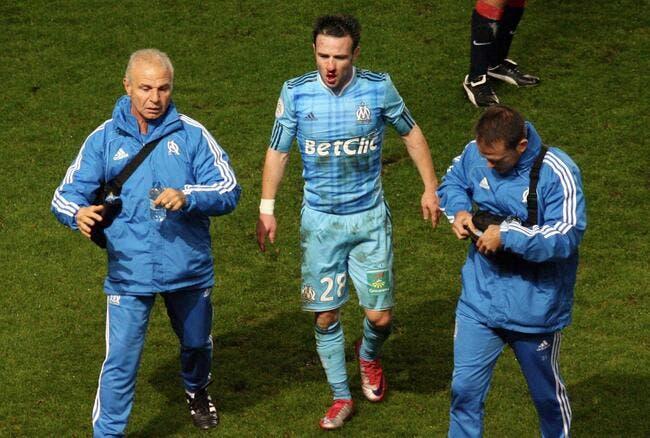 Chantôme, le pire souvenir de Valbuena lors des PSG-OM